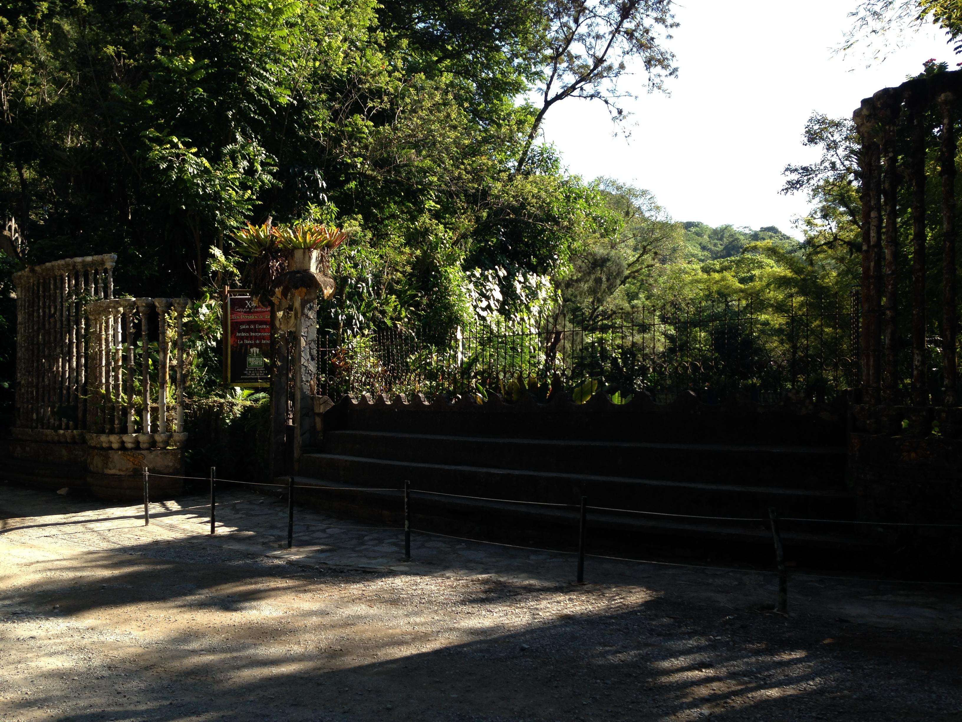 Xilitla y el jard n surrealista de edward james se vive for El jardin perdido