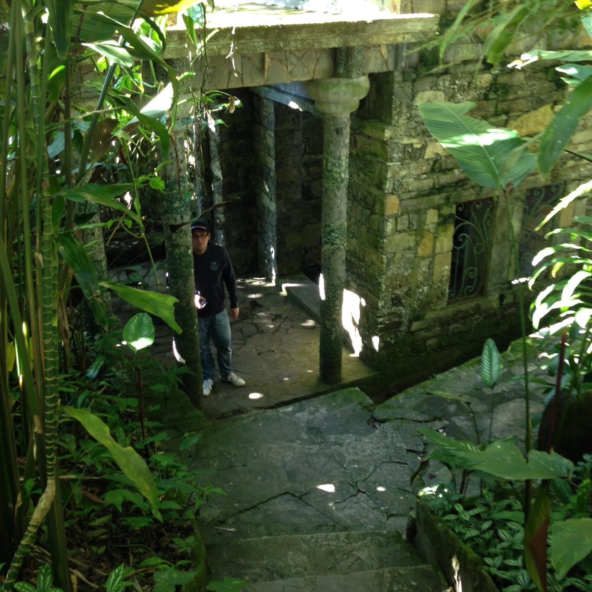 Jard n surrealista xilitla se vive viajando for Jardin xilitla
