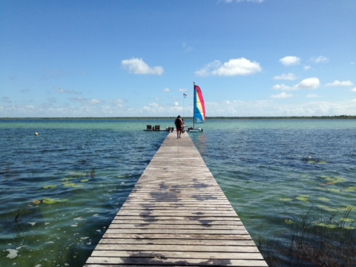 Muelle Magic Bacalar