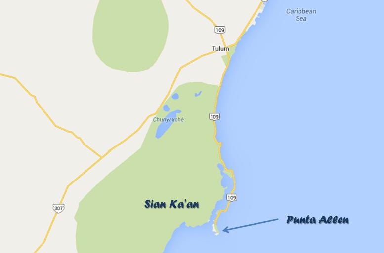 Mapa_SianKaan
