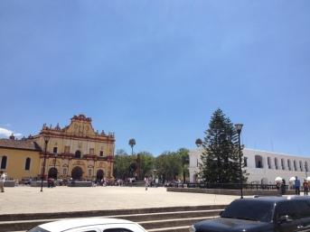 San C. de las Casas_Plaza principal
