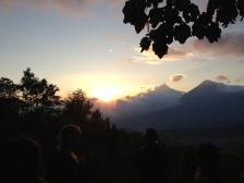 Sunset Pacaya