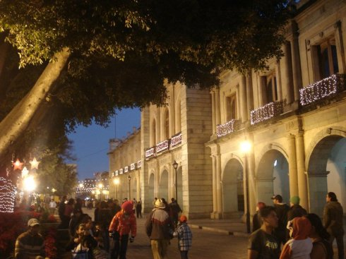 Centro Historico Oaxaca
