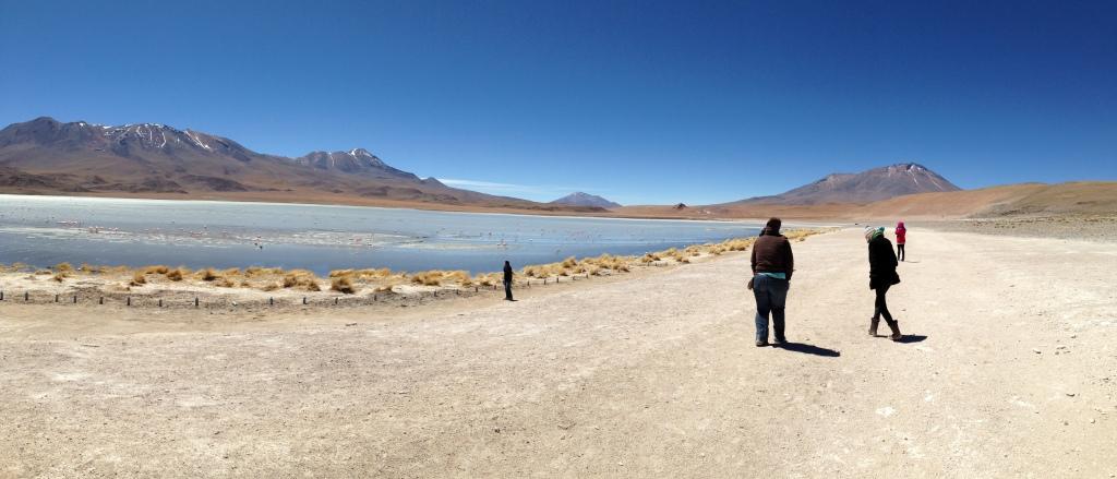 Bolivia Lagunas